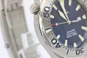Omega 2265.80 Seamaster Professional 300m - Bond style bracelet a Acton Park Clarence Area Preview
