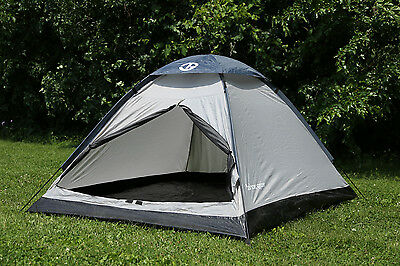 Tahoe Gear Willow 2 Person 3 Season Family Dome Waterproof Camping Hiking Tent 3 Season Tent Tents