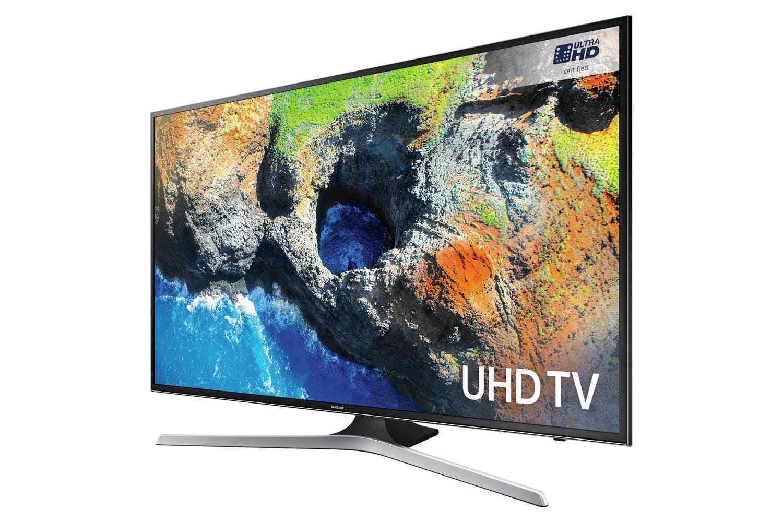 Image of Samsung Ue50mu6120k 6 Series 50 Inch Led Smart Tv