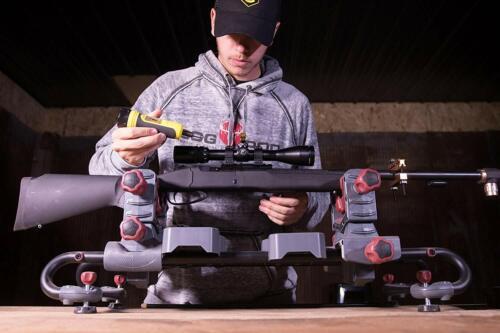 Gun Shooting Vise Gunsmithing Tool Table Top Bench for Rifle Pistol Crossbow Kit