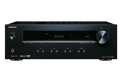 Onkyo Stereo Receiver, TX-8220-B, Hifi Verstärker 100 Watt/Kanal