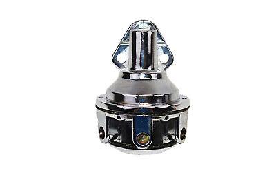 Big Block Chevy V8 396 402 454 CHROME Mechanical High Volume Fuel Pump Gas Pump, usado comprar usado  Enviando para Brazil