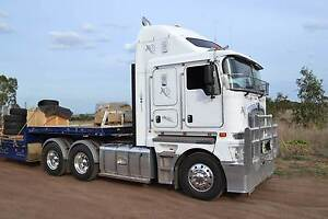 2012 Kenworth 6x4 K200 Prime Mover Airport West Moonee Valley Preview