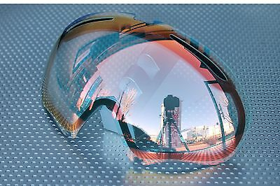 Goggle Replacement Lens for Oakley A Frame 2.0 - Ruby Clear [zrl-afrm2-rubycle]
