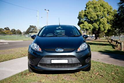 2010 Ford Fiesta Hatchback Waverley Eastern Suburbs Preview