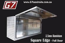 Square Edge Toolbox 2.5mm Aluminium Ute Truck Tool Box Brisbane City Brisbane North West Preview