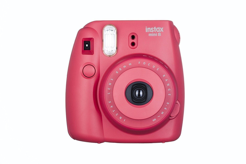 Polaroid Camera Urban Outfitters : Fujifilm instax mini instant film camera raspberry ebay
