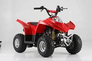 Crossfire Kanga 90cc Quad Bike, ATV Motorcross Prestons Liverpool Area Preview
