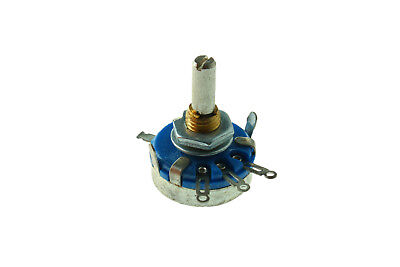1pcs Wh5-1a 2.2k Ohm 4mm Round Shaft Linear Taper Rotary Carbon Potentiometer
