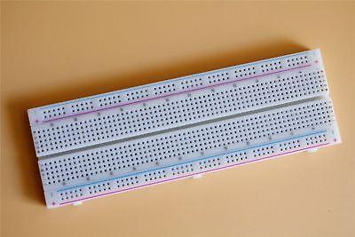 Mb-102 Breadboard Protoboard Pcb Solderless 830 Point Prototype