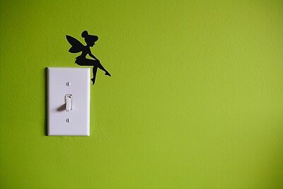 Light Switch TINKERBELL Decal / 3.5