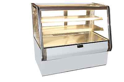 Cooltech Dry Counter Bakery Pastry Display Case 48