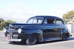 1941 Ford Tudor hotrod Corio Geelong City Preview