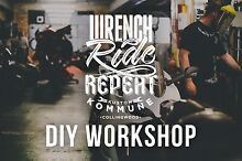DIY WORKSHOP! A complete space with every tool you need! Collingwood Yarra Area Preview