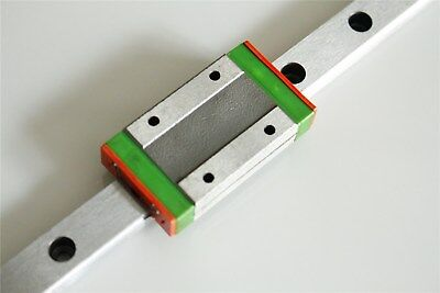 Mgn12 Linear Guide L350mm Linear Rail Way Mgn12h Linear Carriage For Cnc