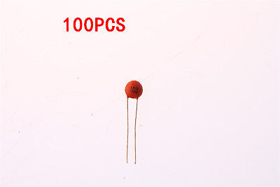 100pcs Ceramic Disc Capacitors Multi-listing 50v 10nf 20 Rohs