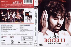 Andrea-Bocelli-034-A-Night-In-Tuscany-034-DVD-SIGILLATO-2000