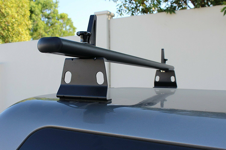 Universal 2 Bar 60 Aluminum Truck Camper Shell Rack Van
