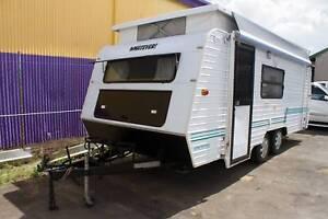 """1993 Traveller Spaceline """"Whatever"""" Poptop Caravan"""