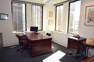 Melbourne CBD - Brightly lit private office for 4 people Melbourne CBD Melbourne City Preview