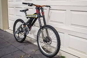 Intense M1 Dual Suspension Downhill Bike Down Hill Bicycle Freshwater Manly Area Preview