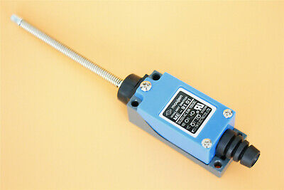 Me-9101 Blue Flexible Coil Spring Rod Momentary Limit Switch Ac 250v 5a 1nc1no