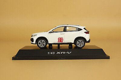 1:43 2014 Honda  XRV XR-V New Diecast Car Model white color