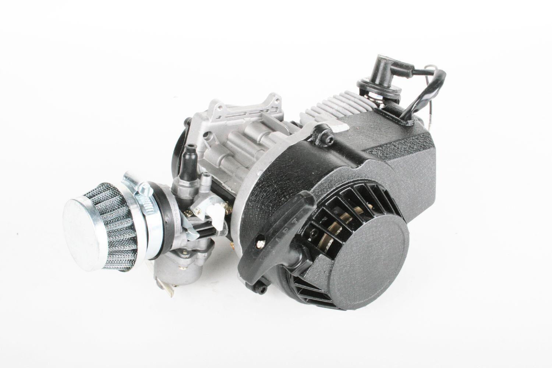 MOTORE Nitro Motors COMPLETO 49 cc per Minimoto e Mini Quad cinesi