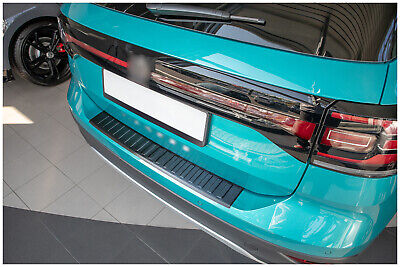 Acero Inoxidable Protección Defensa Para VW T-Cross Typ C1 V2A 5 Años...