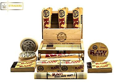 BEST QUALITY SMOKING COLLECTION RAW KING SIZE ROLLING PAPERS MANY SMOKING