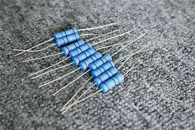 10pcs20pcs 3w 3watt Metal Film Resistor 1 7.5 - 1m Ohm Up To 1000 Kr