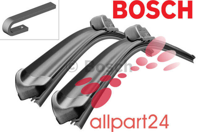 Bosch 3397118996 Wiper Blade Set Aerotwin Retro Fit Set AR801S length: 600/530