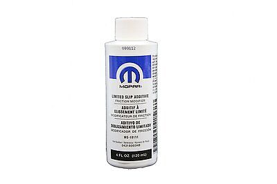 Jeep Dodge Limited Slip Additive Friction Modifier MOPAR 4318060AB