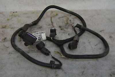 Vauxhall Zafira B Petrol Front Parking Sensors and Wiring Loom 13263183