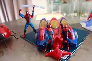 Ultimate Spiderman car & bonus Figures Mount Barker Mount Barker Area Preview