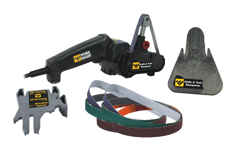 Work Sharp WSKTS Knife and Tool Sharpener