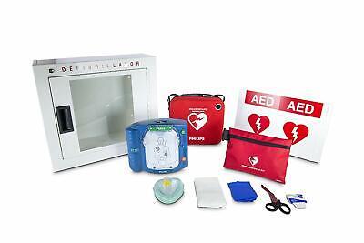 Philips Heartstart Onsite Aed Defibrillator Business Package