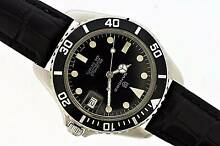 SANDOZ SUBMARINER SCUBA DIVER AUTOMATIC WATCH,Swiss made Allawah Kogarah Area Preview