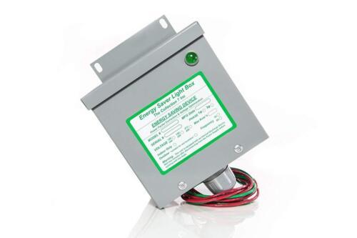 KVAR 1200 200 Amp Electric Energy Saver Home Surge Protector Box UL Components
