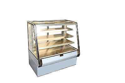 Cooltech High Bakery Pastry Display Dry Case 48