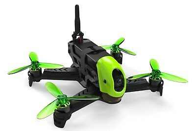 Hubsan X4 Jet Racing Drone FPV Quadrocopter - Brushless Rtb-Drohne with HD