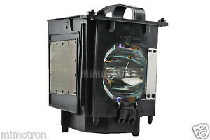 MITSUBISHI 915P049010 WD-65732 / WD-Y57 / WD-Y65 PROJECTION TV LAMP W/HOUSING