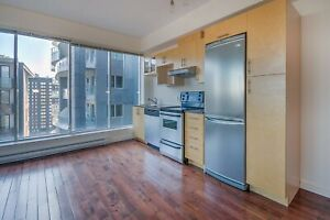 Wanted: studio/1 bedroom in le 400 Sherbrooke Ouest