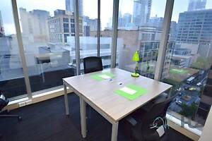 Melbourne CBD - Fully furnished private office for 1 person West Melbourne Melbourne City Preview