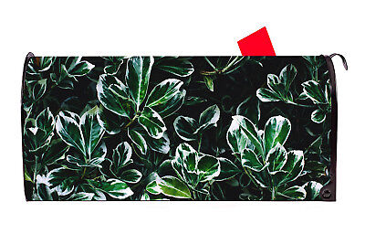 Ivy 3 Vinyl Magnetic Mailbox Cover  Made in the USA