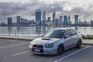 Clean 2004 Subaru WRX Sedan - IMMACULATE Kelmscott Armadale Area Preview
