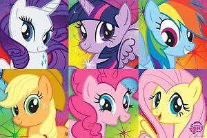 My Little Pony Poster Print 24x36