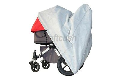 softcush Abdeckung f. Kinderwagen Safety 1st Ideal Sportive Regenschutz