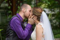 Photographes de mariages en duo