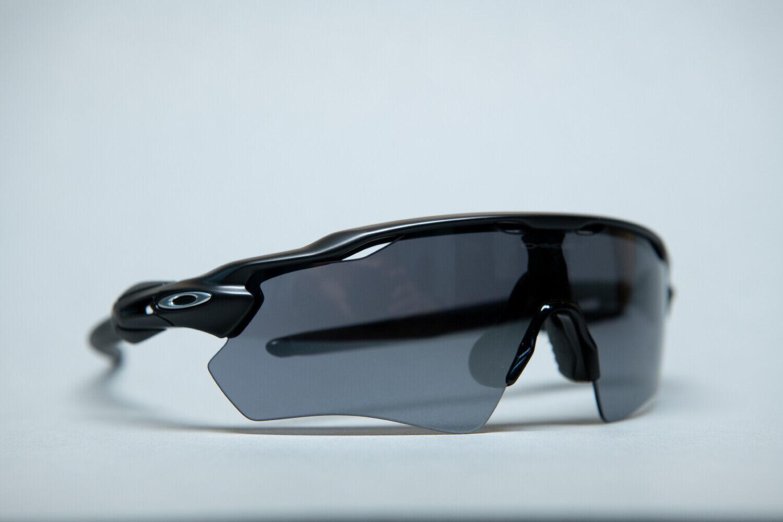 OAKLEY Radar EV Path matt black  black iridium Lens Sonnenbrille Sportbrille